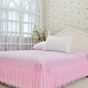 三室两厅粉色迷人卧室