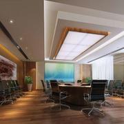 大企业的会议室吊顶