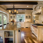 厨房精致装饰