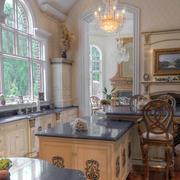 欧式高雅厨房设计