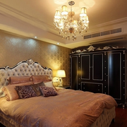 简欧式家居卧室