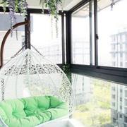 阳台吊椅图片