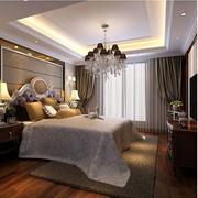 华贵的卧室榻榻米