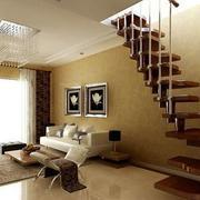精致现代阁楼楼梯