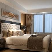 家庭卧室素雅装潢