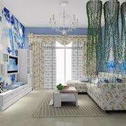 客厅新颖装饰展示