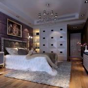 卧室浪漫简约装潢