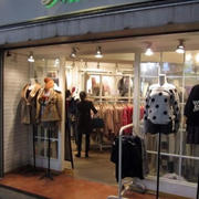小户型服装店设计
