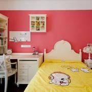 讨人喜欢的卧室