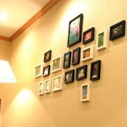 小户型照片墙装饰