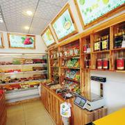 小户型水果店设计