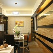 大户型家庭餐厅装潢