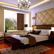 中式家装卧室欣赏