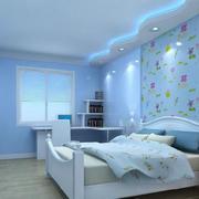 三室两厅卧室梦幻装潢