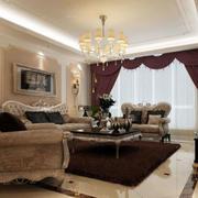 精致温馨的客厅