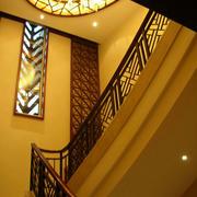 华贵的家居楼梯