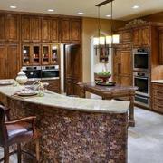 厨房个性吧台设计