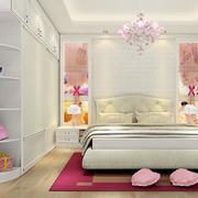 三室两厅可爱温馨卧室
