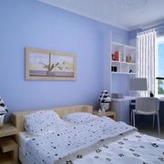 三室两厅卧室简约图片