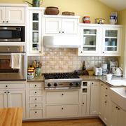 宜家实用的厨房橱柜