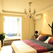 简约现代卧室吊顶