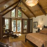 别墅卧室吊顶欣赏