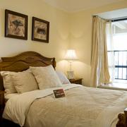 美式乡村风格卧室