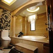卫生间大浴缸展示