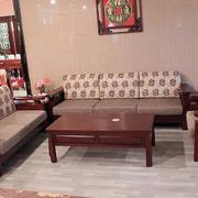 典雅商品房客厅图片