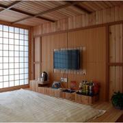 现代韩式榻榻米床