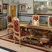 餐厅复古的家具图片