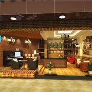 精致温馨咖啡店