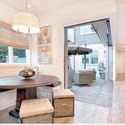 公寓白色客厅吊顶