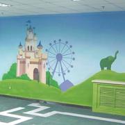幼儿园清新绿色装饰