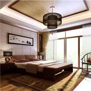 现代卧室榻榻米床