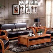 大户型商品房客厅装潢