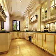 大户型欧式厨房