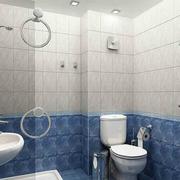 家居地中海洗手间