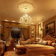 温馨豪华的卧室