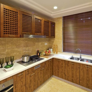 儒雅精致的厨房