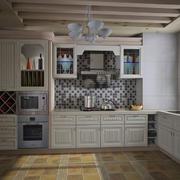 实用宜家的厨房橱柜