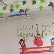 幼儿园墙面装饰品