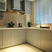 高贵典雅的厨房展示
