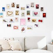 彩色靓丽小户型照片墙
