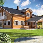 典雅温馨的木屋