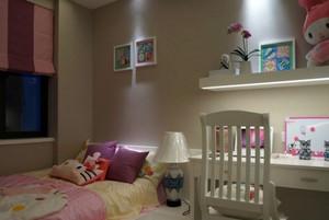 中式儿童房装修效果图