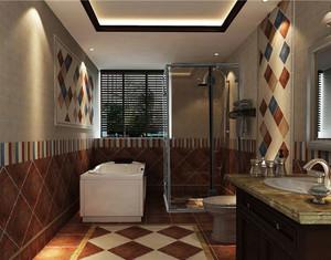 卫生间墙面瓷砖图案