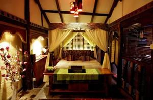 东南亚风格的卧室