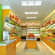 高级精品水果店