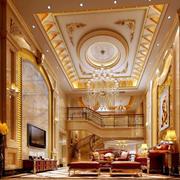 极其豪华的客厅